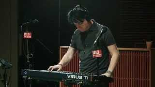 Gary Numan - Metal (Live on 89.3 The Current)