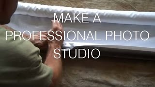 How-to Make a Professional Photo Studio in Your Garage(Learn How-to Make a Professional Photo Studio in this video presented by Colorado Artisan Mitchell Dillman as he sets up to photograph his latest collection of ..., 2011-09-05T06:11:00.000Z)