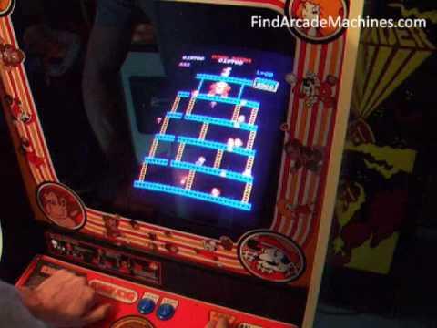 kong original arcade machine