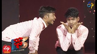Sai & Somesh Performance | Dhee 13 | Kings vs Queens | 28th April 2021 | ETV Telugu