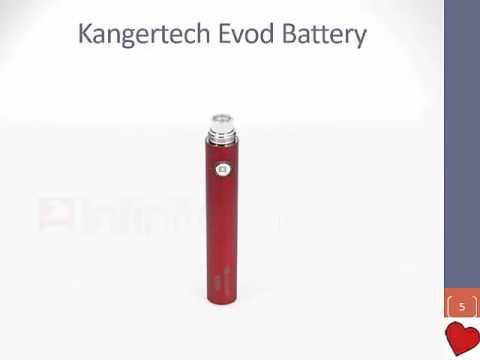 Kangertech Evod Battery Youtube