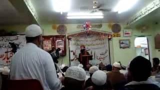 Syed Noorani Miya - Naat Zikre Ahmed - Part 2