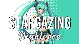 (NIGHTCORE) STARGAZING - Travis Scott