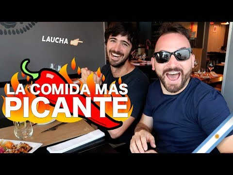 LA COMIDA MAS PICANTE DE ARGENTINA | FT. LOCOS X EL ASADO