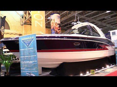 2018 Formula 290 BR Motor Boat - Walkaround - 2018 Toronto Boat Show