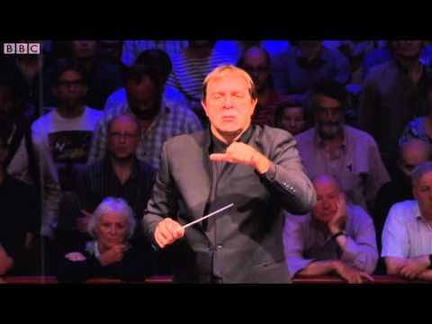 Wagner - Parsifal -- Prelude (Act 3) and Good Friday Music (Proms 2012)