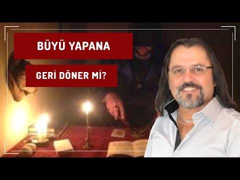 Büyü Yapana Geri Döner Mi - Medyum Zeynel Eroğlu