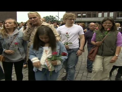 CNN: Norway overwhelmed with grief