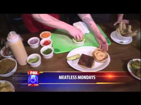 Native Foods Café on Fox 5 San Diego 03/18/13