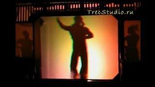 Восточный танец теней / Восточное танцевальное шоу теней / Танцующие тени / Театр теней  🎭
