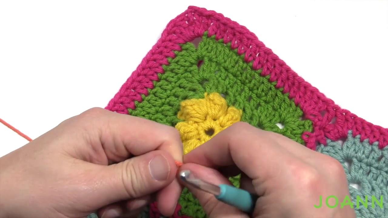 Caron Yarn Spring Mystery Stitch Along | Stitch Along Each Week | JOANN