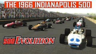 1966 Indianapolis 500 -- Indianapolis 500 Evolution