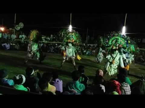 Chow dance Purulia Sukhen Dr. Team