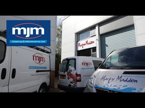 MJM Cleaning Services - Promo Video
