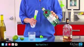 KitchenIQ Bar Tool 3 in 1