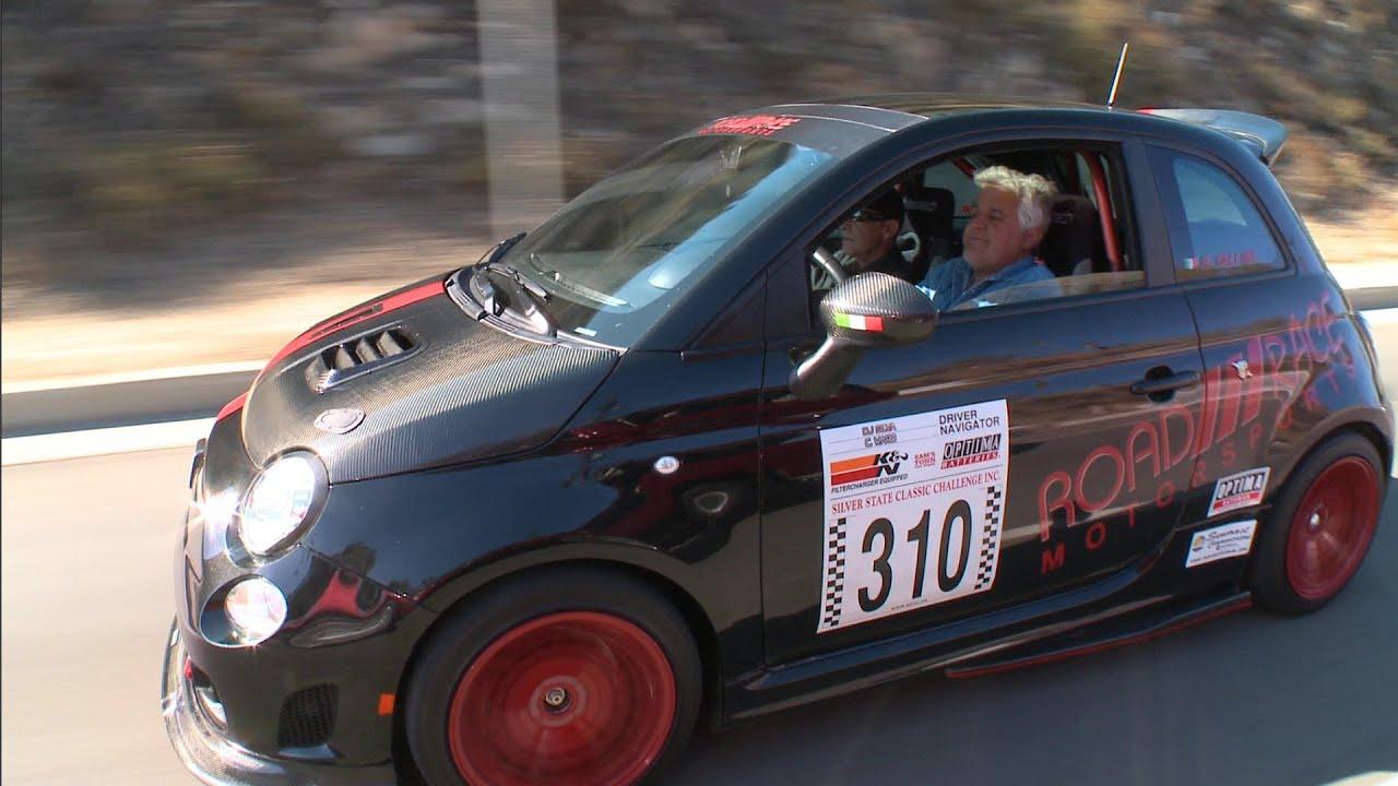 2012 Custom Fiat Abarth Jay Leno S Garage Youtube
