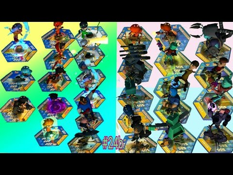#24b Kuasa 7!!! The Great Batlle  Boboiboy at Choki Choki  AR