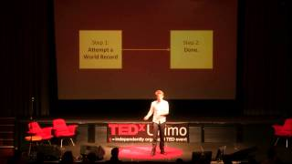 Take the wheel -- lessons from breaking a world record | Hayden Smith | TEDxUltimo