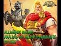 El mejor Comandante de Infantería Alejandro Magno Guía de Comandantes - Rise of Kingdoms en español