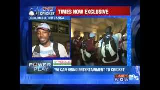 Times Now Exclusive: Chris Gayle- Proud of Windies team effort