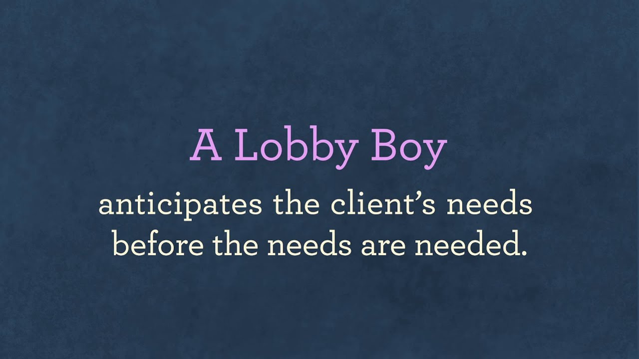 What is the lobby