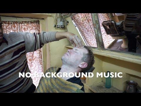 WORLD´S GREATEST HEAD MASSAGE 5 / Baba the Cosmic Barber ASMR / NO background music
