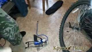 как заклеить пробитое колесо ремонт велосипеда(Я столкнулся с проблемой пробитие колеса. В данном видео я рассказываю как правильно найти прокол, заклеить..., 2015-05-28T22:04:34.000Z)