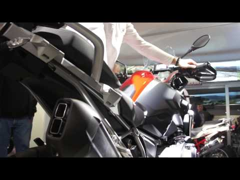 MOTOR SOUND BMW R 1200 GS 2013