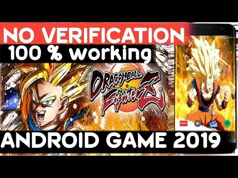 Dragon Ball FighterZ Android - Mobile Game! (Android)