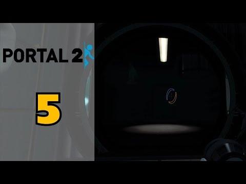 Portal 2 Blind - Part 5 - The Surprise