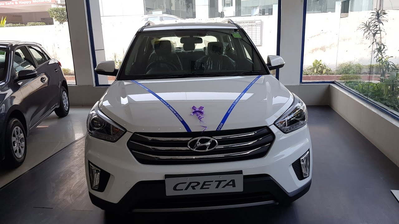 HYUNDAI CRETA 2018 SX TOP MODEL FULL DETAILED REVIEW IN ...