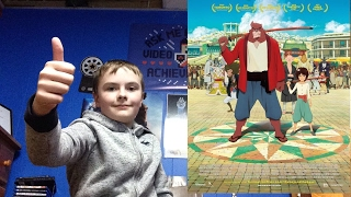 The Boy and the Beast - Movie/Anime Review