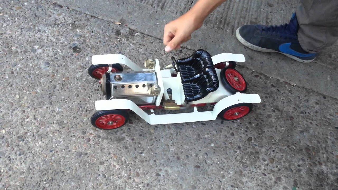 Mamod Steam Car Youtube