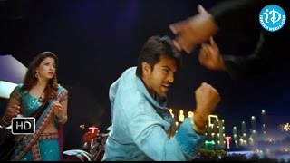Racha movie - paruchuri venkateswara rao, ram charan, tamannaah good scene