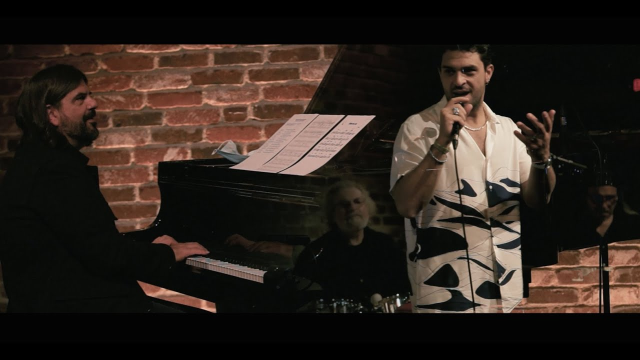 Jean Pierre COMO Live My Little Italy featuring Walter RICCI