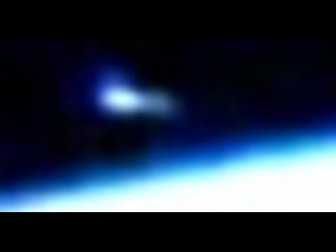 UFO from ISS. September 30th. 2016.