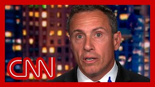 Chris Cuomo wants you to hear this quote from Trump
