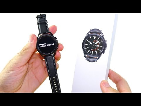 Galaxy Watch 3 45mm Review
