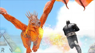 HUNTING DOWN APEX CREAṪURES FOR GOOD LOOT | DOX | ARK SURVIVAL EVOLVED EP7