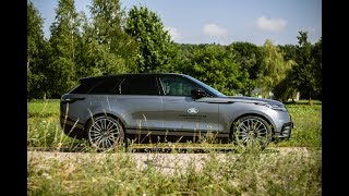 2018 Range Rover Velar  - nicest SUV ever?  D300 HSE model with First Edition package