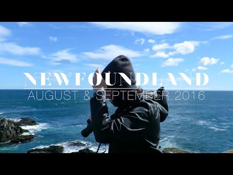 NEWFOUNDLAND | Holiday Vlog, August 2016