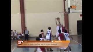 Básquet - Torneo Regional U15