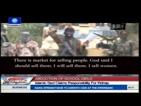Boko Haram Claims Responsibility For Kidnap Of Chibok Girls thumbnail