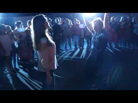 Танцевальный вечер (часть 4, Чуднова Настя и Гаврилова Аня)