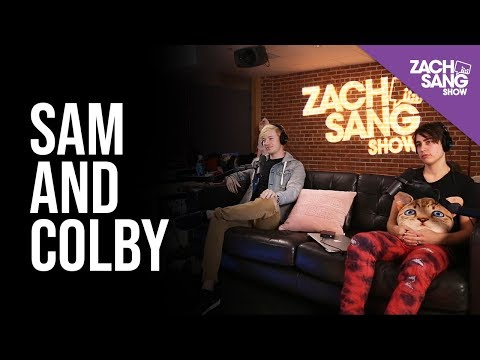 Sam And Colby Talk Abandoned Buildings The Queen Mary & Target