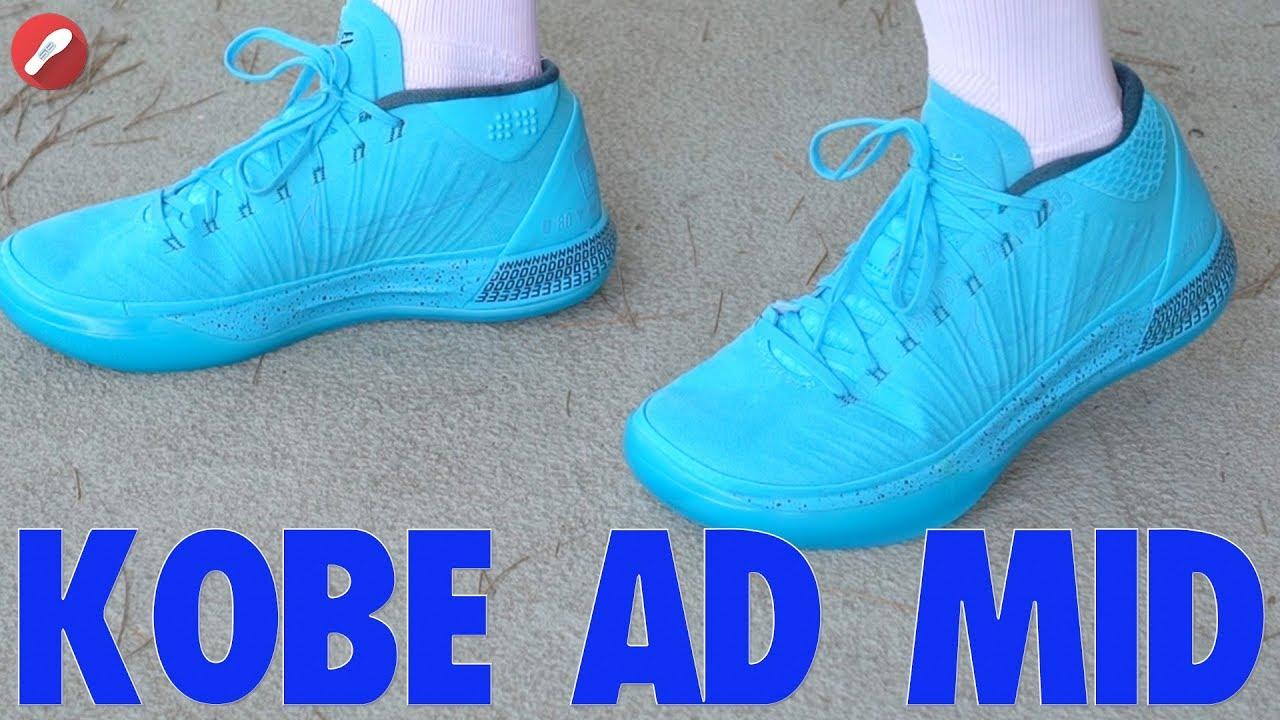 Nike Kobe AD MID First Impressions!