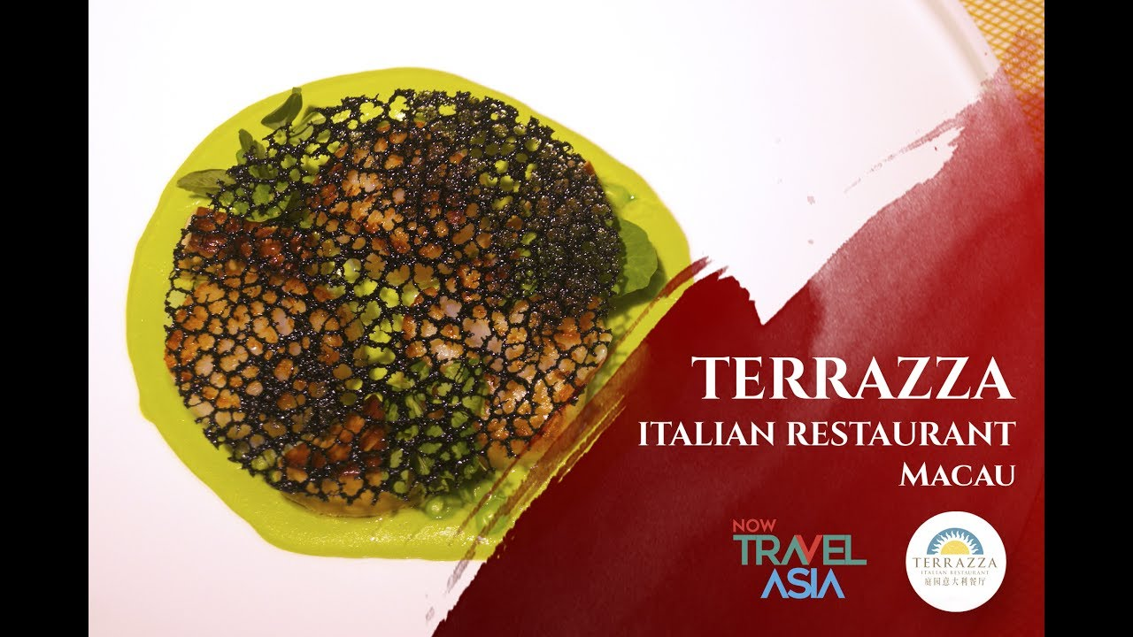 Terrazza Italian Restaurant At Galaxy Macau