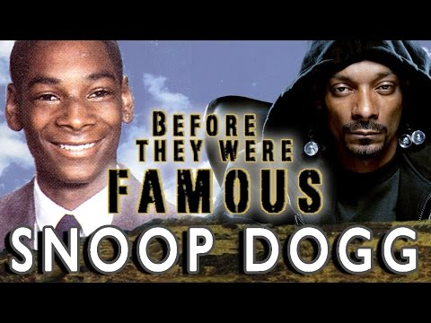 SNOOP DOGG – Before They Were Famous