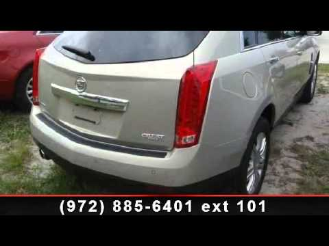 2010 Cadillac Srx - Jupiter Chevrolet - Garland, TX 75041 ...