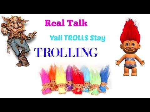 Reak Talk Yall TROLLS Stay Trolling No Friend Zone